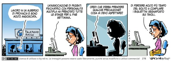 Striscia n. 278 – Personalità multiple